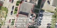 Фотография со спутника Яндекса, улица Пузакова, дом 19 в Туле