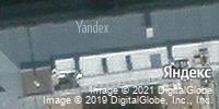Фотография со спутника Яндекса, Софийская набережная, дом 34, строение 1 в Москве