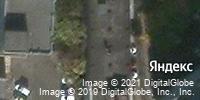 Фотография со спутника Яндекса, Звёздный бульвар, дом 21, строение 3 в Москве