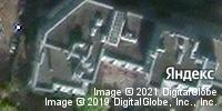 Фотография со спутника Яндекса, Даев переулок, дом 5 в Москве
