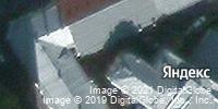 Фотография со спутника Яндекса, улица Покровка, дом 2/1, строение 6 в Москве