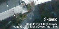 Фотография со спутника Яндекса, улица Покровка, дом 2/1, строение 7 в Москве