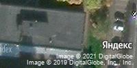 Фотография со спутника Яндекса, Новоалексеевская улица, дом 12, строение 1 в Москве