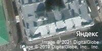 Фотография со спутника Яндекса, улица Покровка, дом 19 в Москве