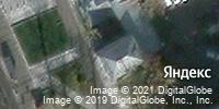 Фотография со спутника Яндекса, улица Большие Каменщики, дом 3, строение 2 в Москве