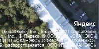 Фотография со спутника Яндекса, улица Металлургов, дом 74 в Туле