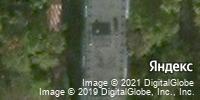 Фотография со спутника Яндекса, Волжский бульвар, дом 4, корпус 3 в Москве