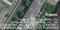 Фотография со спутника Яндекса, Анапское шоссе, дом 66 в Новороссийске