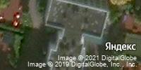 Фотография со спутника Яндекса, Волжский бульвар, дом 23, корпус 1 в Москве