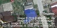 Фотография со спутника Яндекса, улица Раевского, дом 29 в Новороссийске