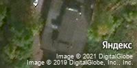 Фотография со спутника Яндекса, шоссе Энтузиастов, дом 86, строение 7 в Москве