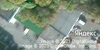 Фотография со спутника Яндекса, улица Ватутина, дом 11, корпус 3 в Старом Осколе