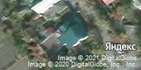 Фотография со спутника Яндекса, Подгорная улица, дом 34 в Старом Осколе