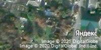 Фотография со спутника Яндекса, Подгорная улица, дом 8 в Старом Осколе