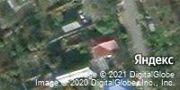 Фотография со спутника Яндекса, Подгорная улица, дом 22 в Старом Осколе