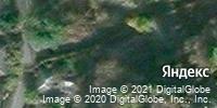 Фотография со спутника Яндекса, Подгорная улица, дом 21 в Старом Осколе