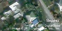 Фотография со спутника Яндекса, улица Новоселовка, дом 4 в Старом Осколе
