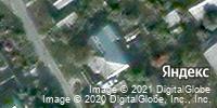 Фотография со спутника Яндекса, улица Новоселовка, дом 5 в Старом Осколе