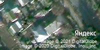 Фотография со спутника Яндекса, Пролетарская улица, дом 62 в Старом Осколе