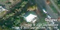 Фотография со спутника Яндекса, Пролетарская улица, дом 18 в Старом Осколе