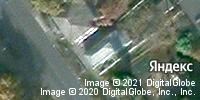 Фотография со спутника Яндекса, Пролетарская улица, дом 19 в Старом Осколе
