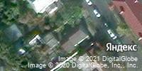 Фотография со спутника Яндекса, Пролетарская улица, дом 16 в Старом Осколе
