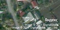 Фотография со спутника Яндекса, Транспортная улица, дом 23 в Старом Осколе