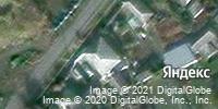 Фотография со спутника Яндекса, Транспортная улица, дом 31 в Старом Осколе