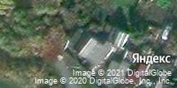 Фотография со спутника Яндекса, Транспортная улица, дом 13 в Старом Осколе