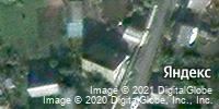 Фотография со спутника Яндекса, Транспортная улица, дом 46 в Старом Осколе