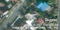 Фотография со спутника Яндекса, улица Прядченко, дом 5 в Старом Осколе