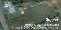 Фотография со спутника Яндекса, Транспортная улица, дом 99 в Старом Осколе