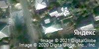 Фотография со спутника Яндекса, Транспортная улица, дом 91 в Старом Осколе