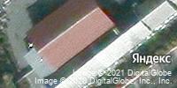 Фотография со спутника Яндекса, Мебельная улица, дом 26, корпус 3 в Старом Осколе