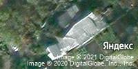 Фотография со спутника Яндекса, улица Прядченко, дом 50 в Старом Осколе
