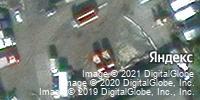 Фотография со спутника Яндекса, переулок Мичурина, дом 1, корпус 3 в Старом Осколе