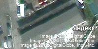 Фотография со спутника Яндекса, переулок Мичурина, дом 1, корпус 5 в Старом Осколе