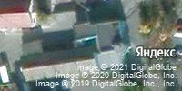Фотография со спутника Яндекса, переулок Мичурина, дом 15, корпус 2 в Старом Осколе