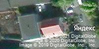 Фотография со спутника Яндекса, переулок Мичурина, дом 1, корпус 4 в Старом Осколе
