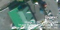 Фотография со спутника Яндекса, переулок Мичурина, дом 1 в Старом Осколе