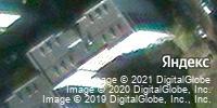 Фотография со спутника Яндекса, микрорайон Макаренко, дом 14, корпус 1 в Старом Осколе