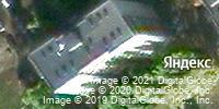 Фотография со спутника Яндекса, микрорайон Макаренко, дом 18 в Старом Осколе