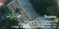 Фотография со спутника Яндекса, микрорайон Макаренко, дом 22, корпус 1 в Старом Осколе
