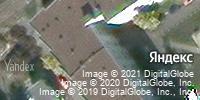 Фотография со спутника Яндекса, микрорайон Макаренко, дом 29 в Старом Осколе