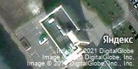 Фотография со спутника Яндекса, микрорайон Макаренко, дом 4В в Старом Осколе