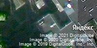 Фотография со спутника Яндекса, микрорайон Макаренко, дом 38А в Старом Осколе