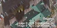 Фотография со спутника Яндекса, микрорайон Дубрава-3, дом 9 в Старом Осколе
