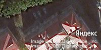 Фотография со спутника Яндекса, микрорайон Дубрава-3, дом 4 в Старом Осколе