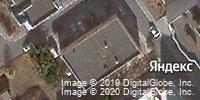 Фотография со спутника Яндекса, микрорайон Дубрава-3, дом 6В в Старом Осколе