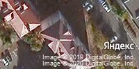 Фотография со спутника Яндекса, микрорайон Дубрава-3, дом 5 в Старом Осколе